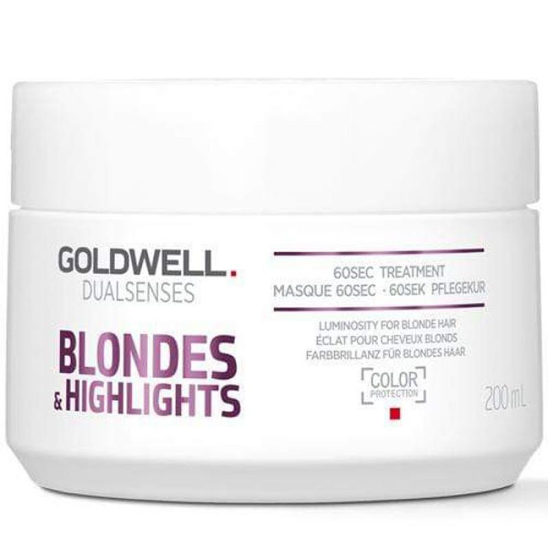 dualsenses blondes & highlights 60 second treatment 200ml