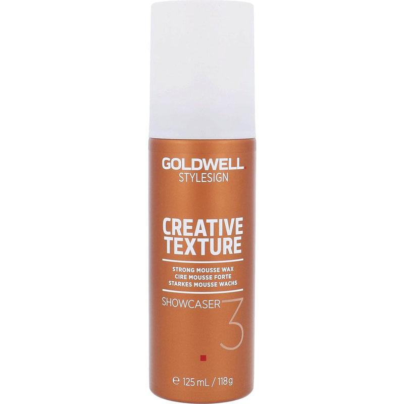stylesign creative texture showcaser strong mousse wax 125ml