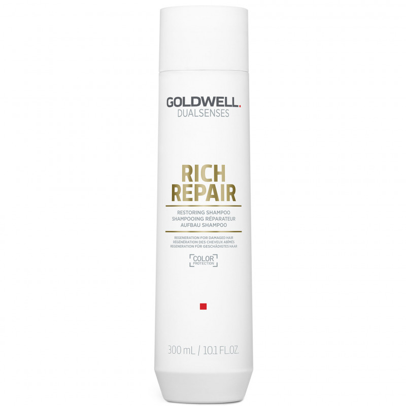 dualsenses rich repair restoring shampoo 300ml