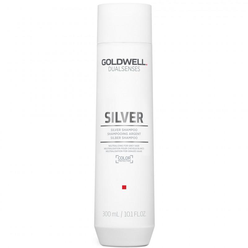 dualsenses silver shampoo..