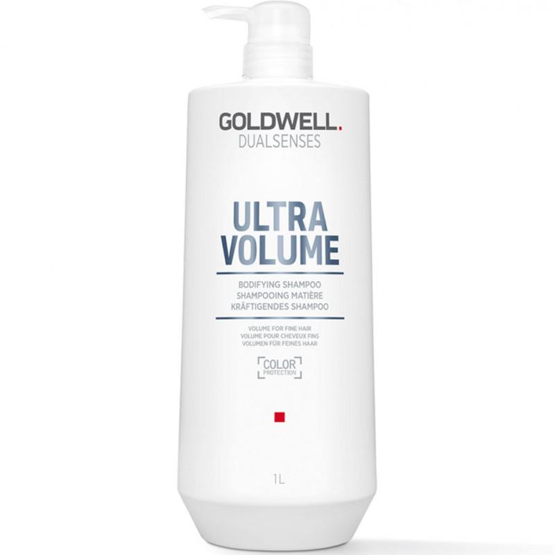 dualsenses ultra volume bodifying shampoo litre