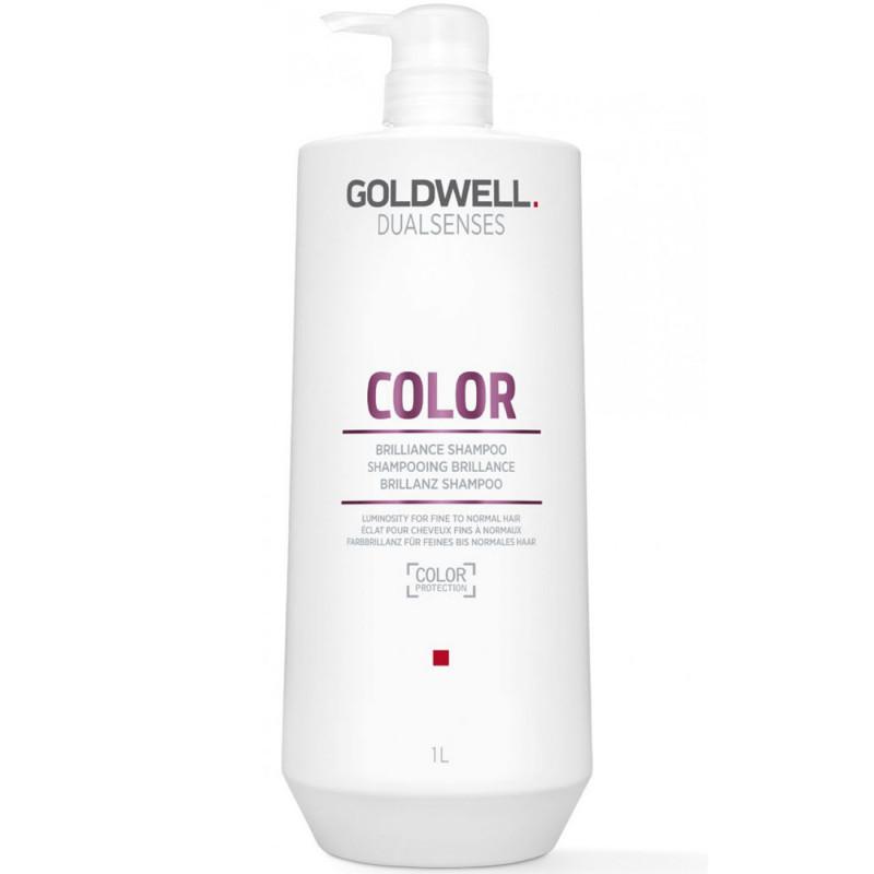dualsenses color brilliance shampoo litre