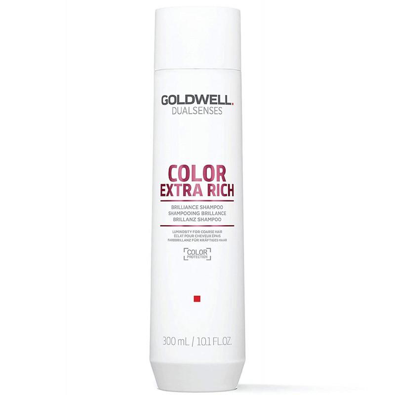 dualsenses color extra rich brilliance shampoo 300ml