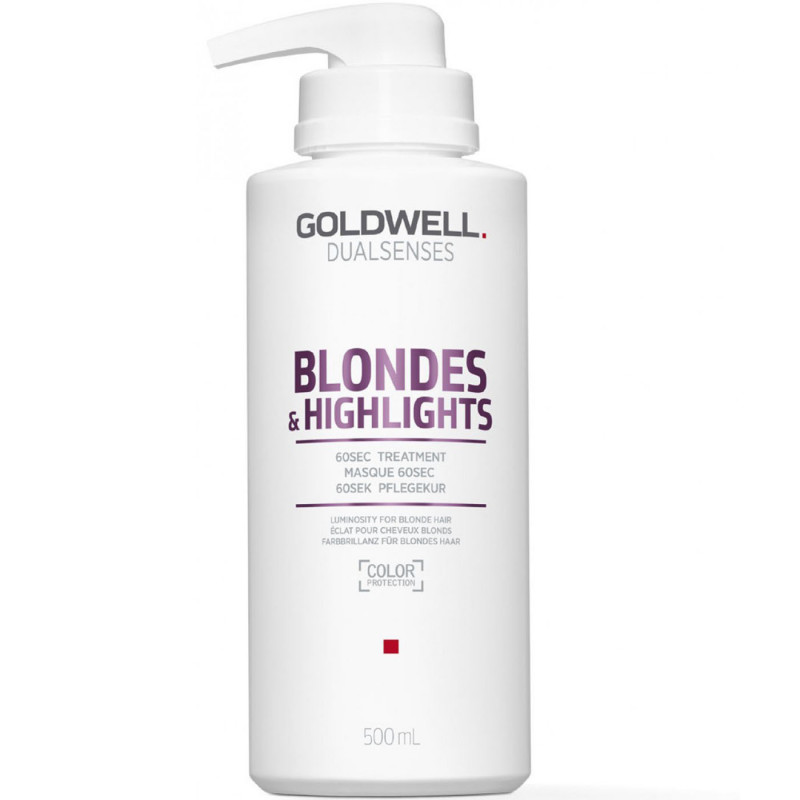 dualsenses blondes & highlights 60 second treatment 500ml