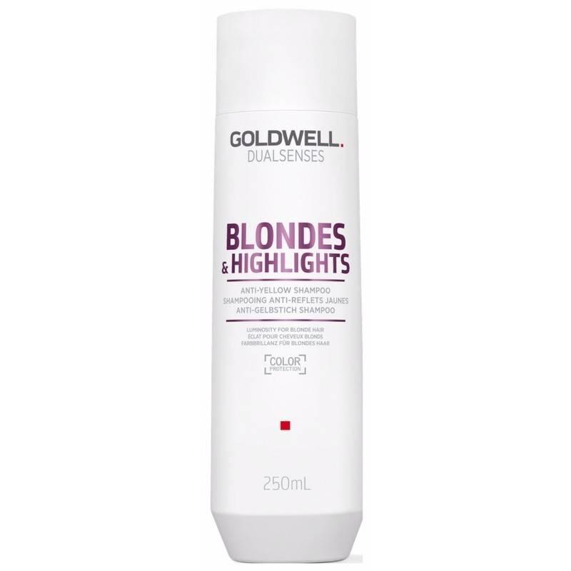 dualsenses blondes & highlights anti-yellow shampoo 300ml
