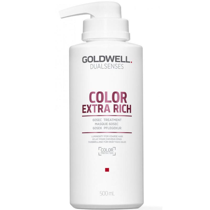 dualsenses color extra rich 60 second treatment 500ml