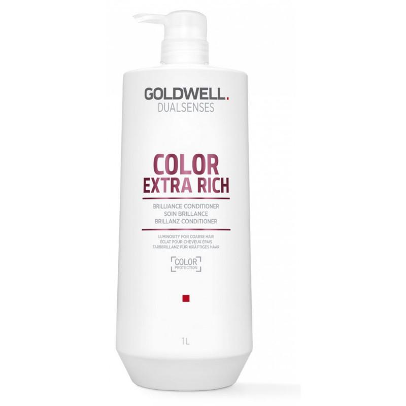 dualsenses color extra rich brilliance conditioner litre