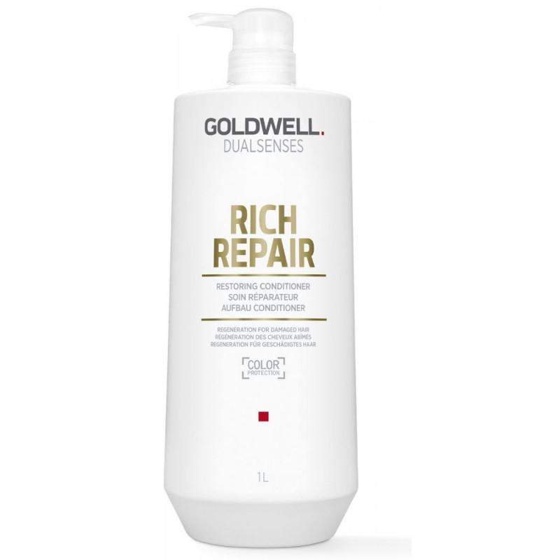 dualsenses rich repair restoring conditioner litre