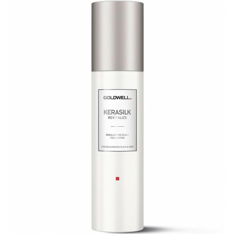 kerasilk revitalize rebalancing scalp foundation 110ml
