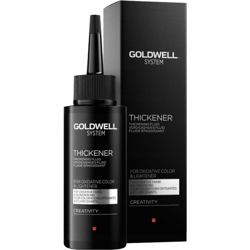 goldwell system thickener..