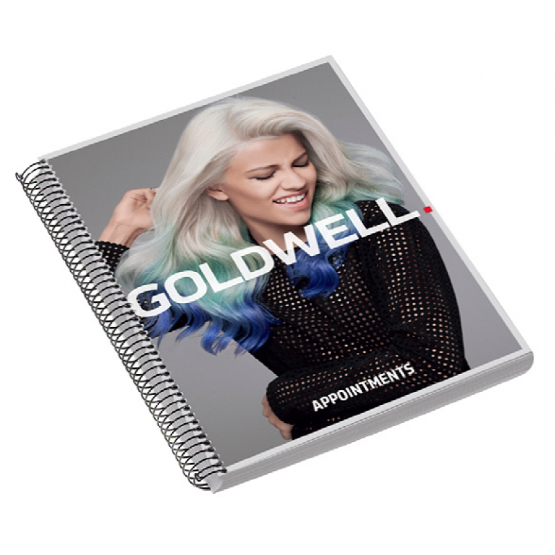 goldwell appointment book
