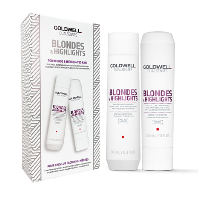 dualsenses blondes & highlights holiday duo