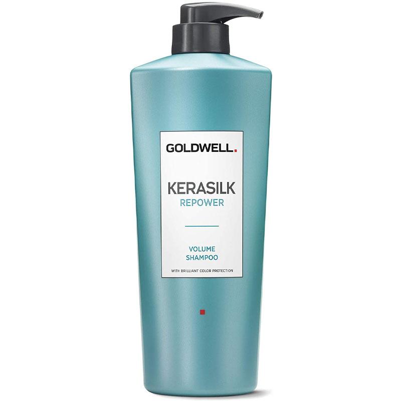 kerasilk repower volume shampoo litre
