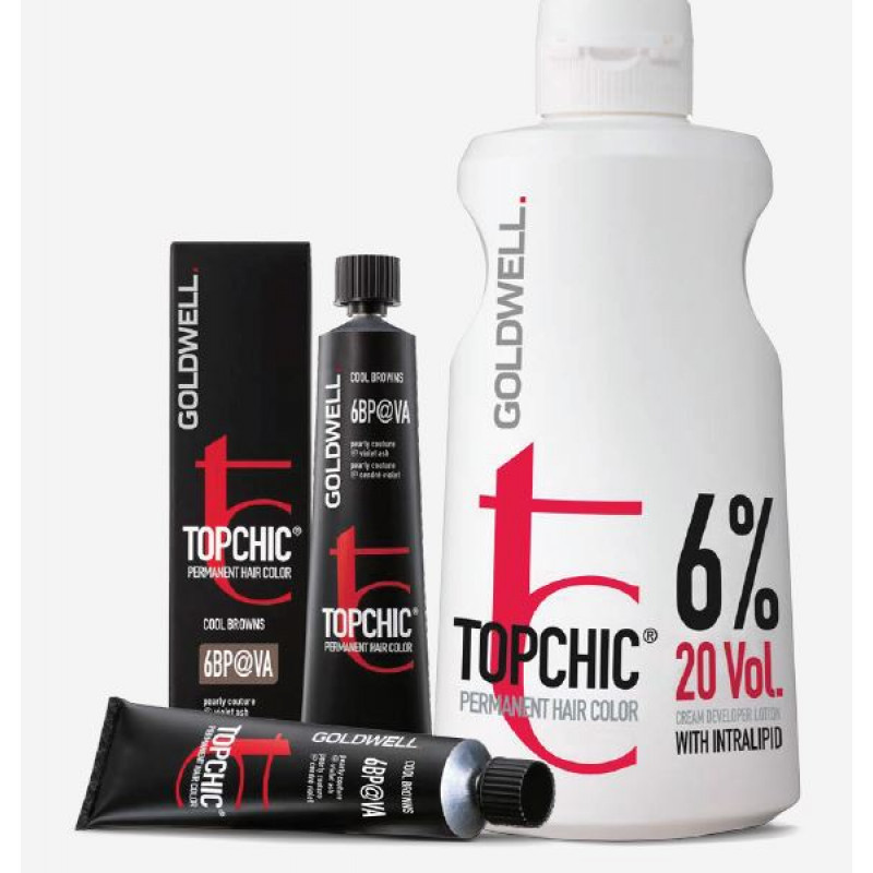 goldwell topchic hair color tube intro 2021
