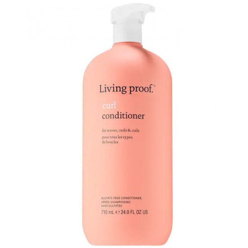 living proof curl conditioner 24oz