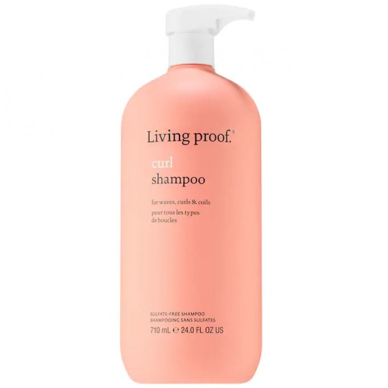 living proof curl shampoo 24oz