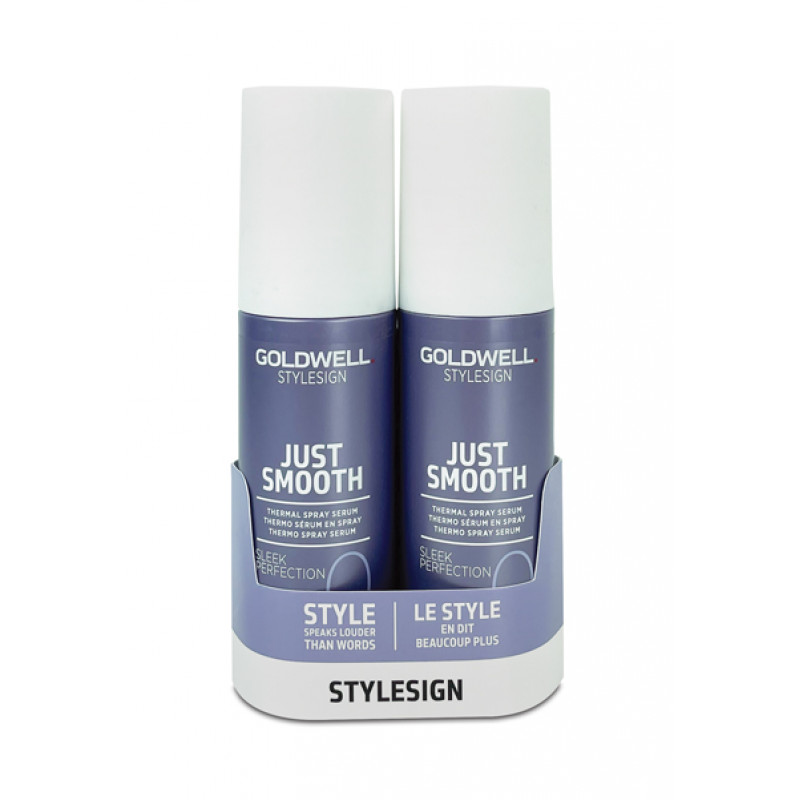 goldwell just smooth sleek perfection 100ml bogo pack