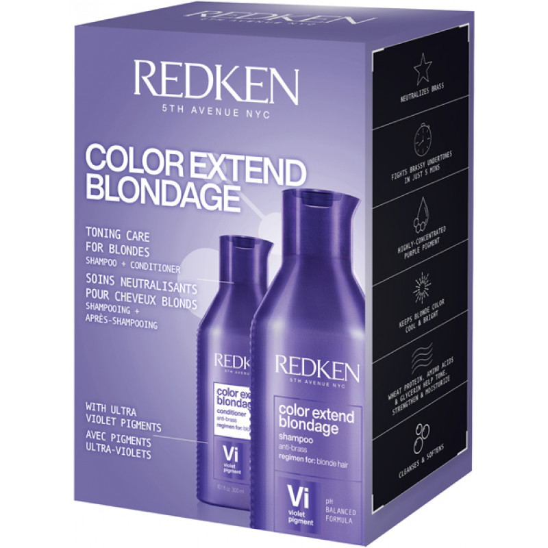 redken color extend blondage summer duo 2021