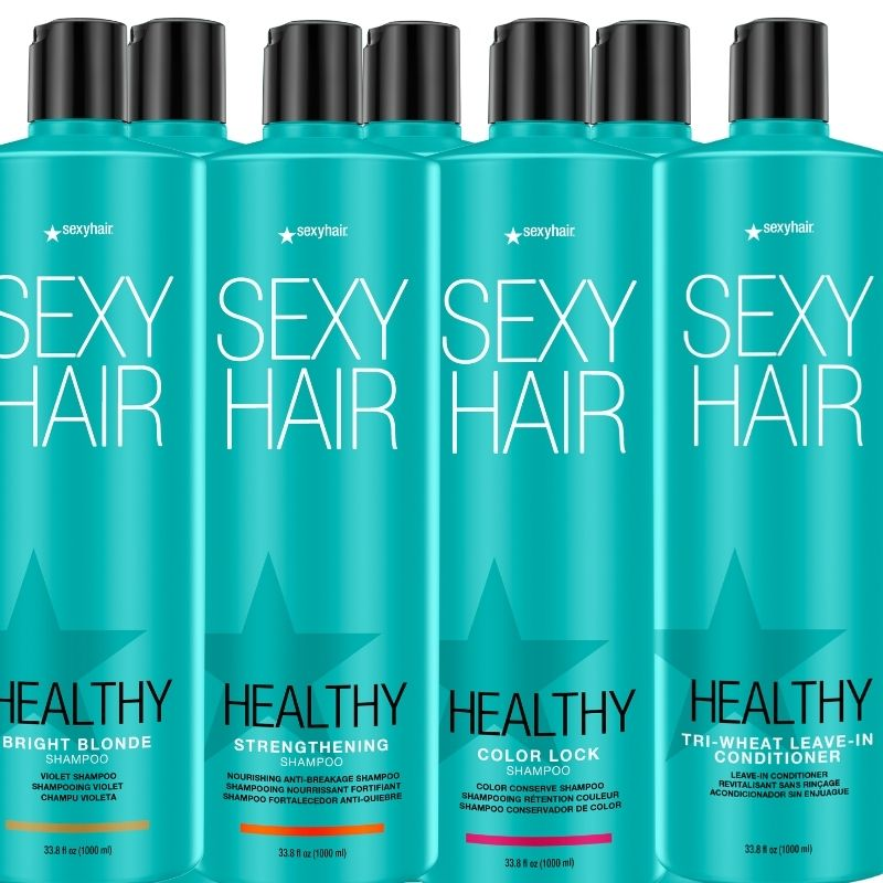 sexy hair litre offer #2 july + august 2021