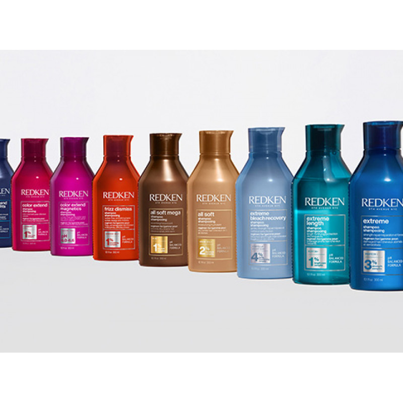 redken best sellers haircare intro 2021