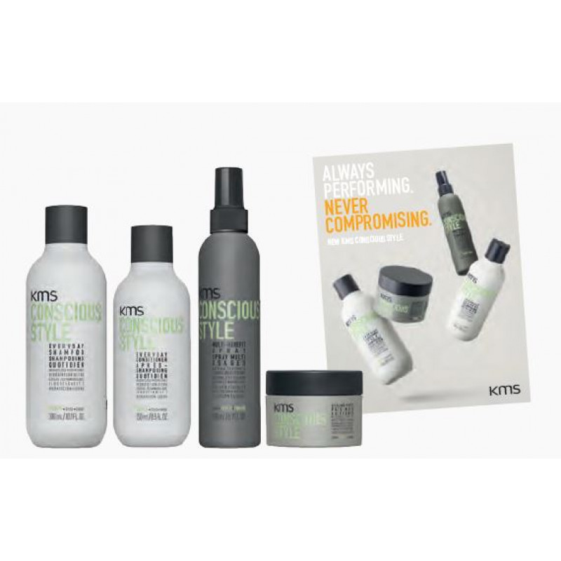 kms conscious style trial offer october 2021