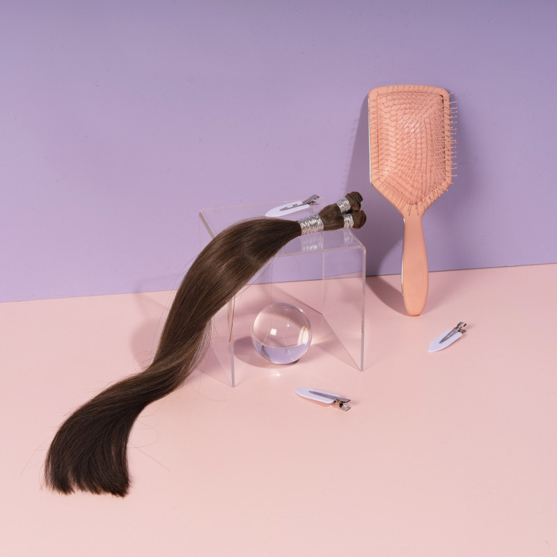 pony extensions hand tied whisky 18 inch