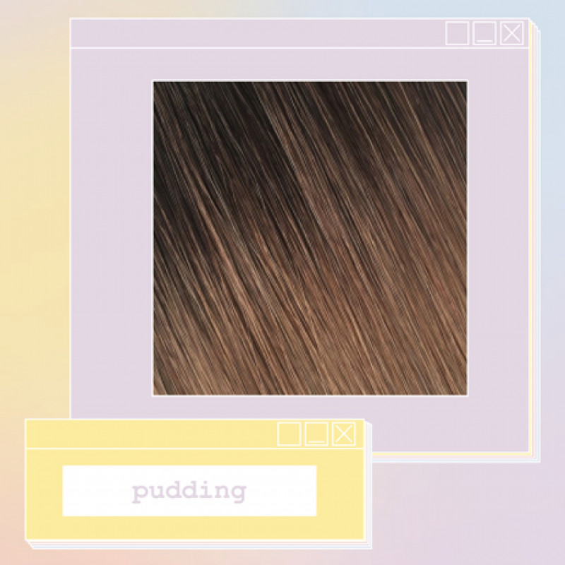pony extensions hand tied pudding 18 inch