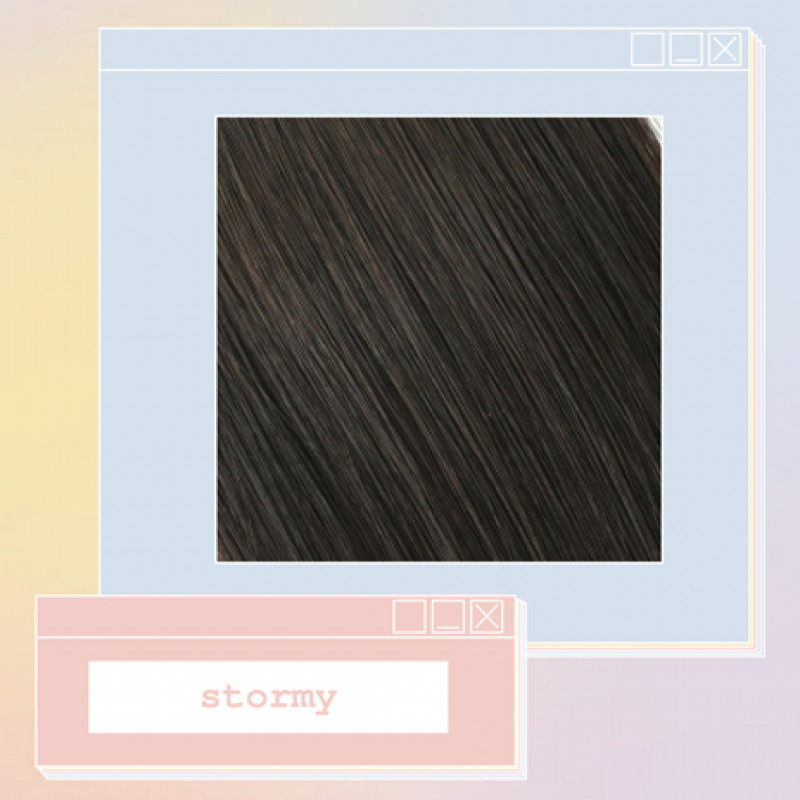 pony extensions hand tied stormy 18 inch