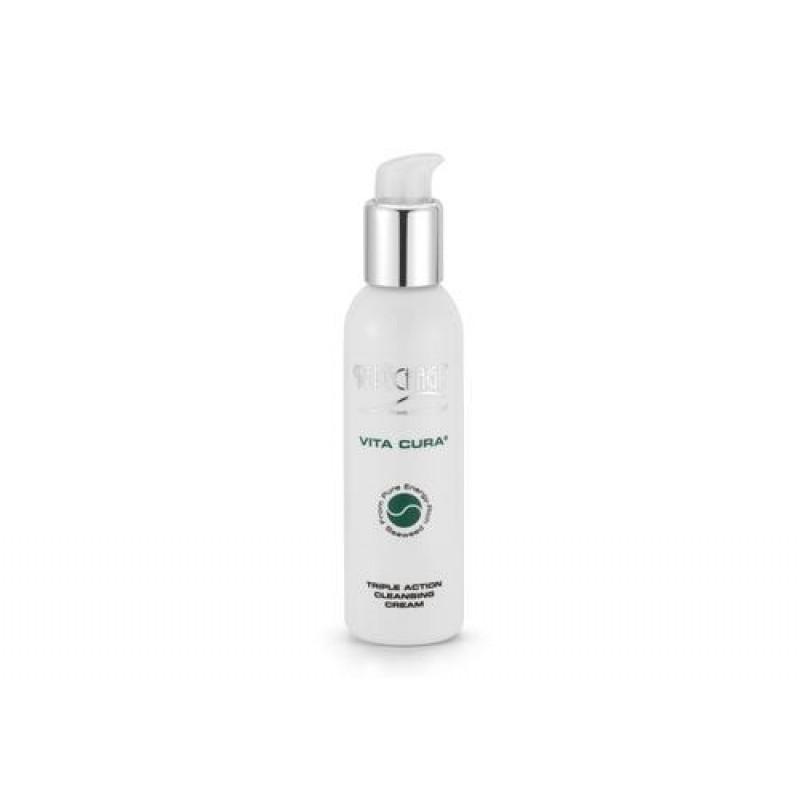 repechage vita cura triple action cleansing cream 6oz
