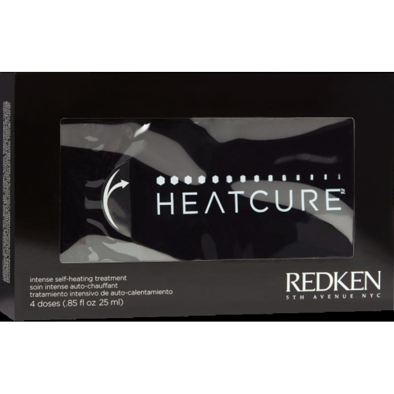 redken heatcure self heat 4x25ml