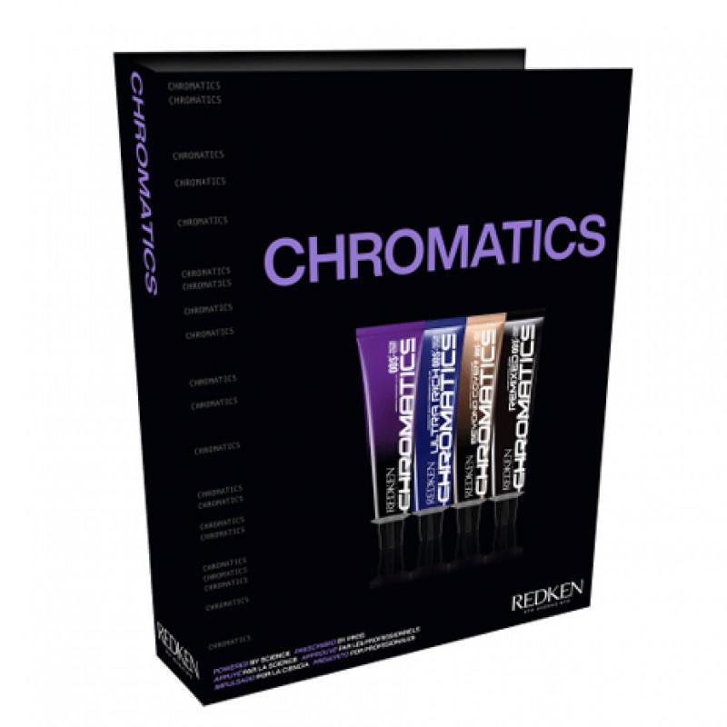 redken chromatics swatch book 2021