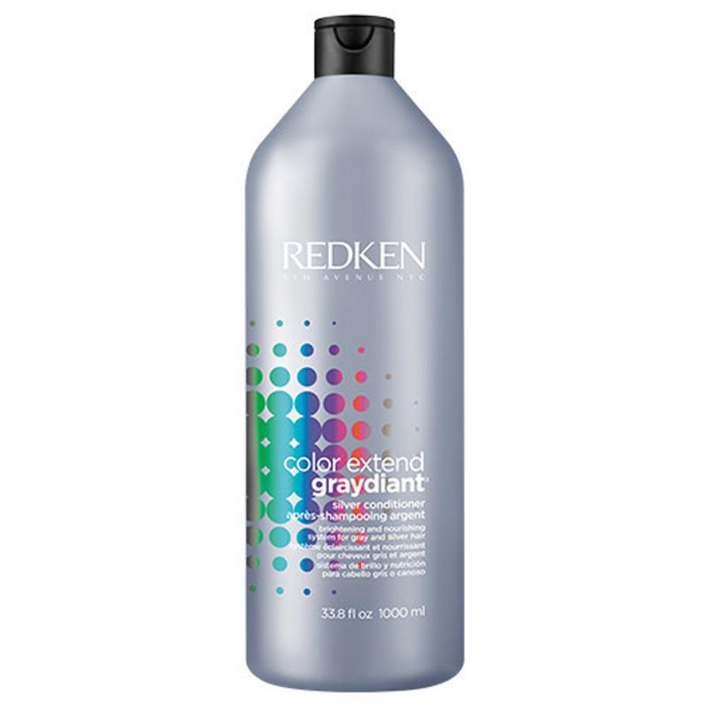 redken color extend graydiant conditioner litre