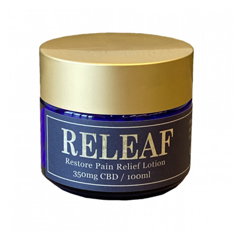 releaf restore pain relief lotion 100ml