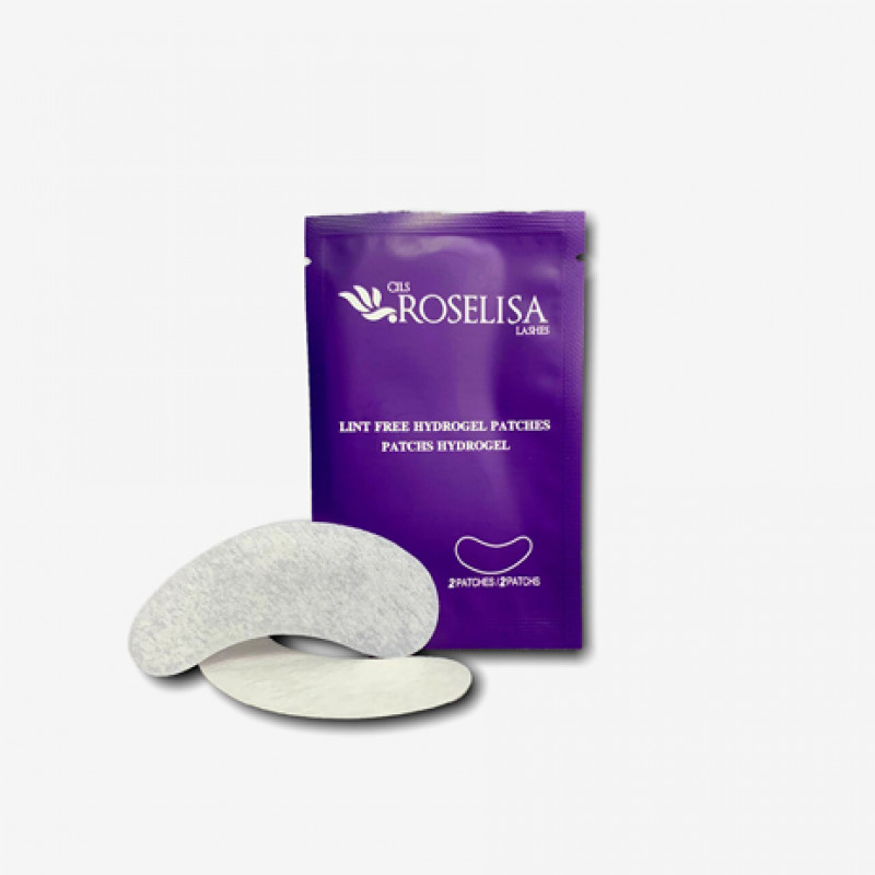 roselisa hydrogel patches banana shape (one pair)