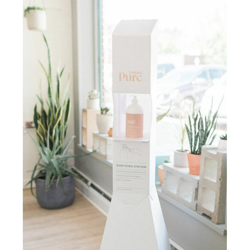 sunna pure sanitizer stand