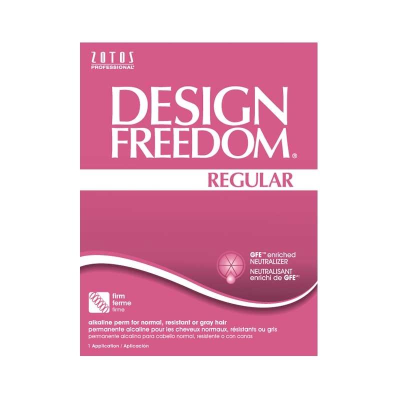 zotos design freedom acid regular perm